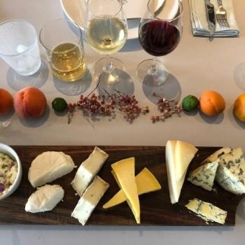 A Horizontal & Vertical Cheese Tasting