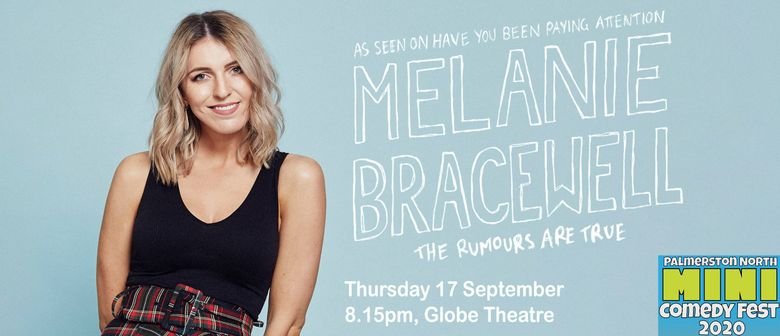 Melanie Bracewell: The Rumours Are True (Palmy Mini Fest)