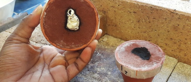 Napier - Sand Cast Jewellery Weekend Workshop