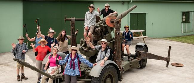 12 Godley Heads Military Museum Antarctic Hut & Boulder Bay