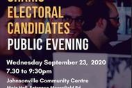 Meet The Ōhāriu Electorate Candidates Public Event