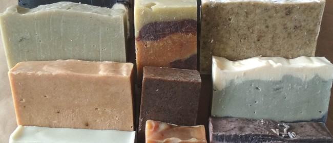 Soap, Shampoo & Handcream Making with Chloe Dear