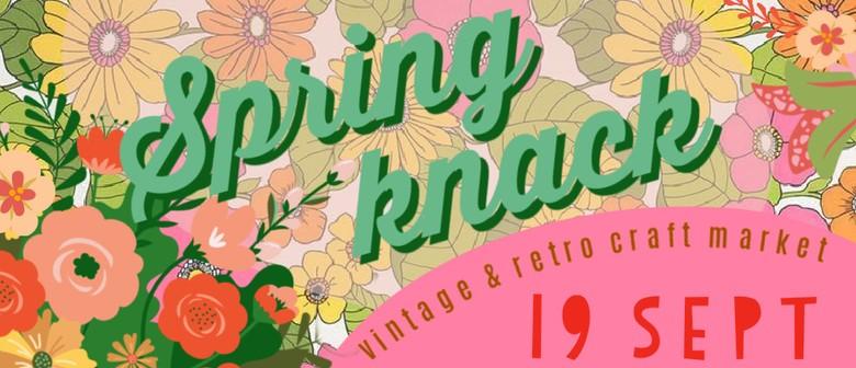 Spring Knack Vintage & Retro Craft Market
