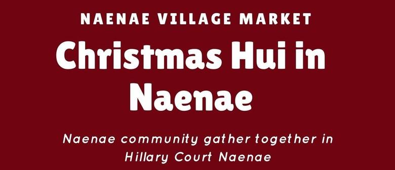 Christmas Hui In Naenae