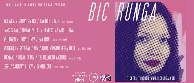 Bic Runga Tour
