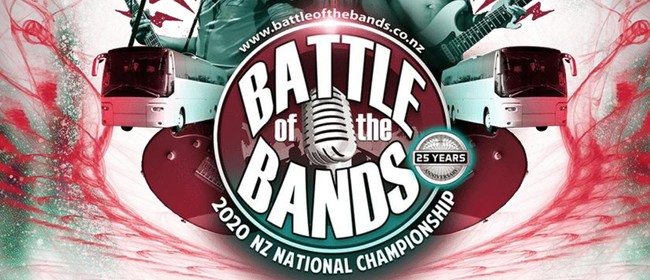 Battle of the Bands 2020 National Championship - WLG FINAL