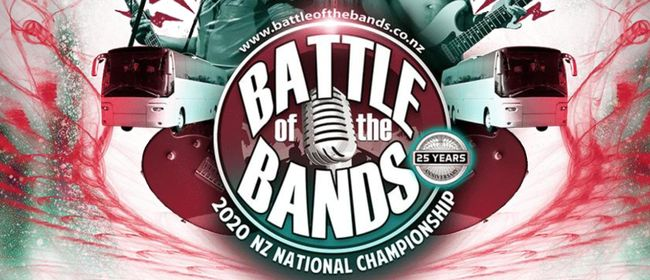 Battle of the Bands 2020 National Championship - AKL Semi 1