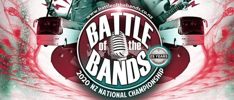 Battle of the Bands 2020 National Championship - NZ FINAL 1