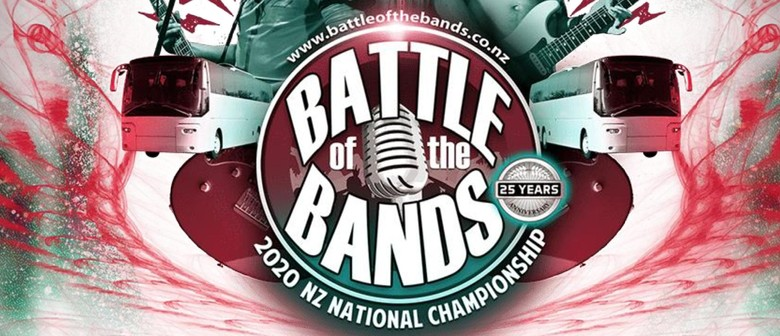 Battle of the Bands 2020 National Championship - NZ FINAL 2