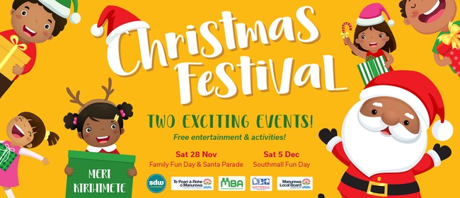 The Great Manurewa Christmas Festival