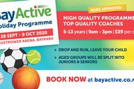 BayActive Gymnastics Coaching Clinic