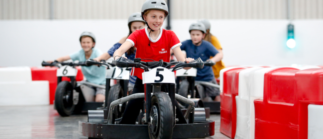 BayActive Drift Trikes and Laser Tag Holiday Programme