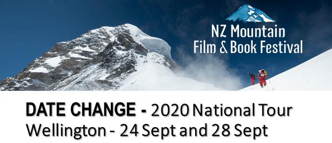 National Tour of NZ Mountain Film Festival
