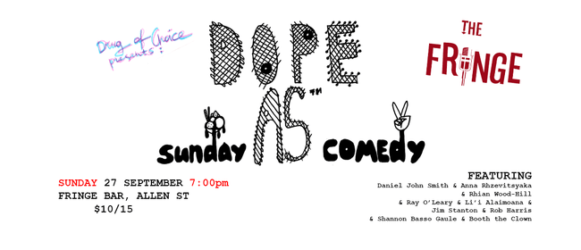 Dope As Sunday Comedy