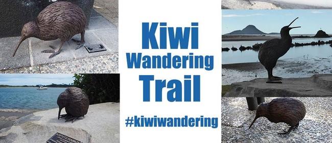 Kiwi Wandering Trail Day
