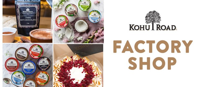 Kohu Road - Factory Shop