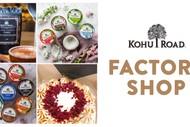 Kohu Road - Factory Shop