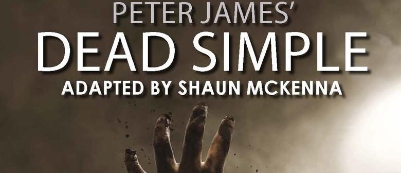 Peter James' Dead Simple – NZ Premiere