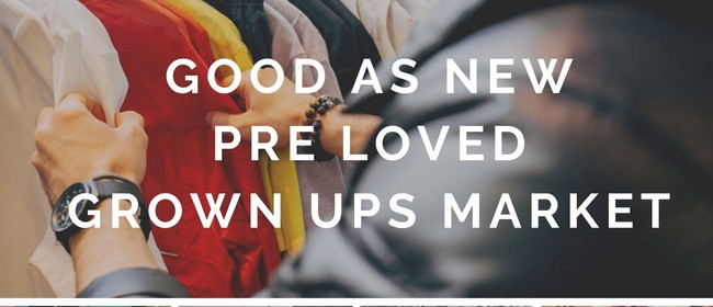 Good as New Grown Ups Market