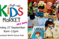Pop-Up Kids Market – Spring Sale