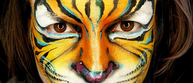 H22 Tiger Transformation With Facepaints With Laura Hewetson