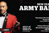 New Zealand Army Band Live