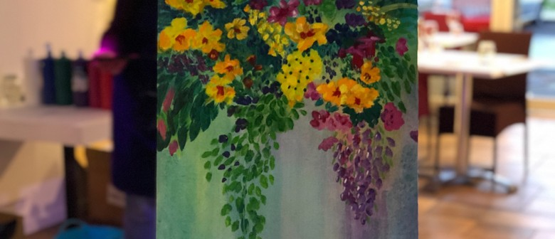 'Learn to Paint' | Eat, Drink & Be Monet
