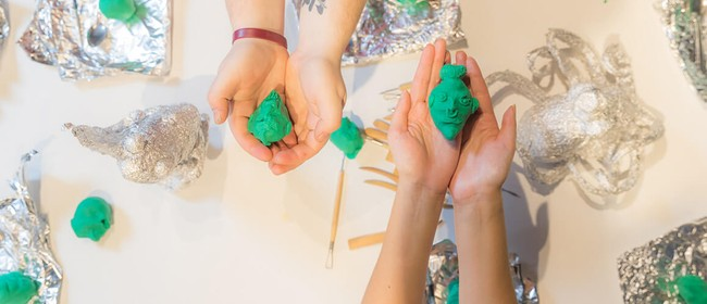 Young Creatives: Intro to Sculpting Workshop (Ages 12-16)