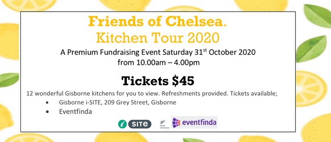 The Friends of Chelsea Hospital Kitchen Tour 2020
