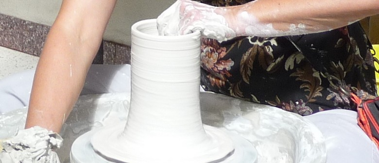 Ceramic Term Class For Throwing and Handbuilding