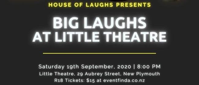 Big laughs at Little Theatre