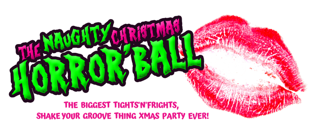 The Naughty Christmas Horror Ball