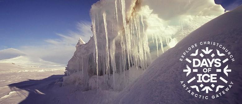 Days of Ice: Kōrero on Ice