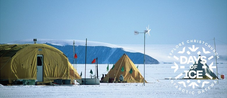 Days of Ice: Icy Experiments with Antarctic Researchers