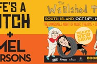 The Woolshed Tour: 'Life's a Bitch' & Mel Parsons