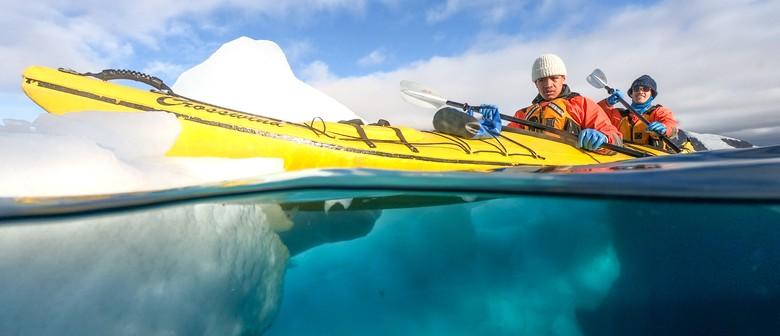 Days of Ice - Inspiring Explorers Evening