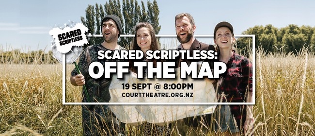 Scared Scriptless: Off the Map