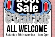 Car Boot/Craft Fair