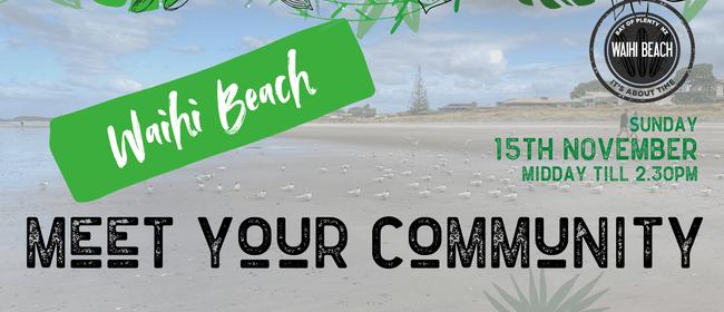 Waihi Beach - Meet Your Community