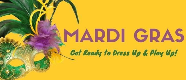 Mardi Gras - New Orleans Masquerade