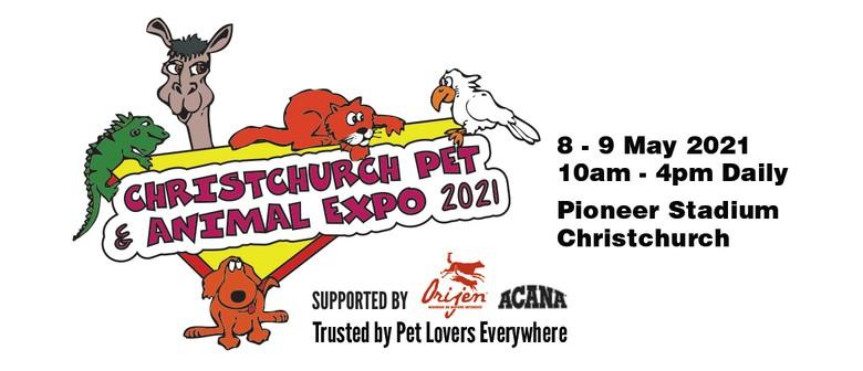 Christchurch Pet & Animal Expo 2021