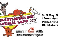 Christchurch Pet & Animal Expo 2021