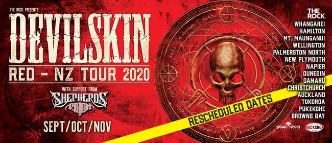 Devilskin - Red - NZ Tour 2020