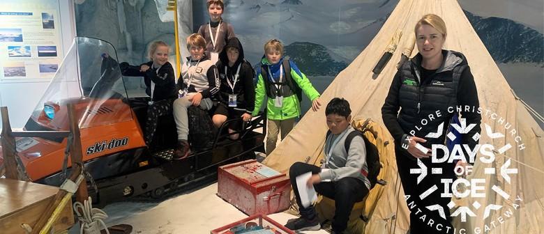 Days of Ice - IAC Experience Antarctica Holiday Program