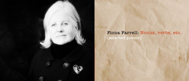 Book Launch: Fiona Farrell