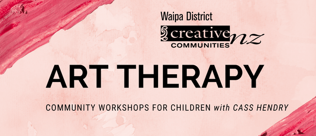 Art Therapy Community Workshops for Children