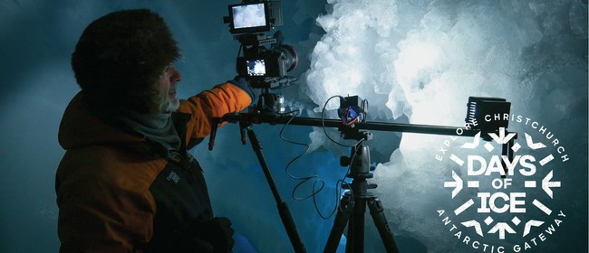 Days of Ice - Extreme Film Making for Science in Antarctica