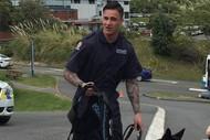 Police Dog Section Visit