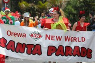 Orewa New World Santa Parade 2020