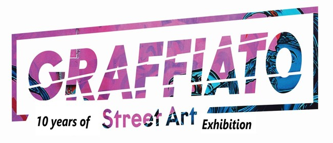 10 Years of Street Art Exhibition